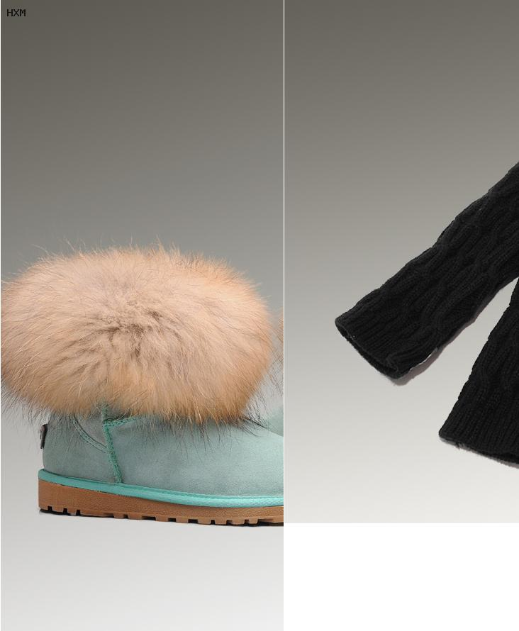 rote ugg boots