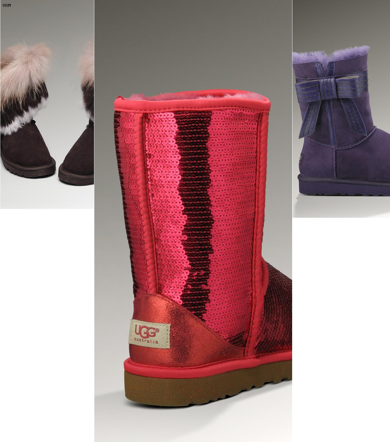 ugg boots passform